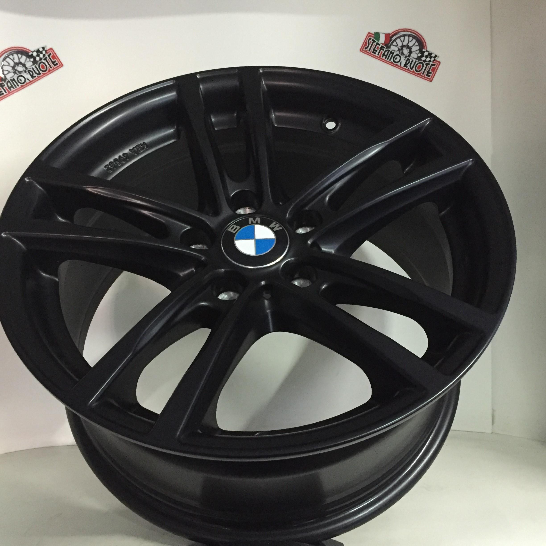 Bmw X1: CERCHI IN LEGA BMW OMOLOGATI DA 18 POLLICI