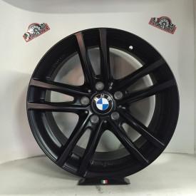 CERCHI IN LEGA BMW OMOLOGATI DA 17 POLLICI NERO OPACO per bmw X3