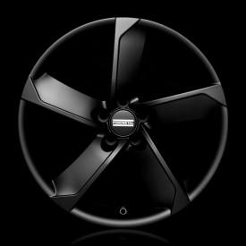 CERCHI IN LEGA FONDMETAL 7900 MATT BLACK DA 17 POLLICI ET 41