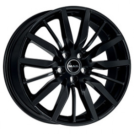 Cerchi in lega MAK BARBURY GLOSS BLACK da 20 pollici