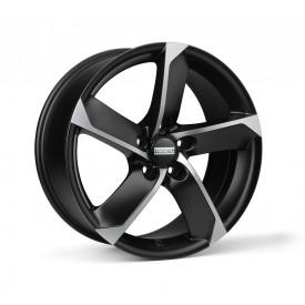 CERCHI IN LEGA FONDMETAL 7900 Matt Black Machined per Volkswagen Passat CC