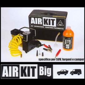kit riparazioni pneumatici furgoni, suv, camper