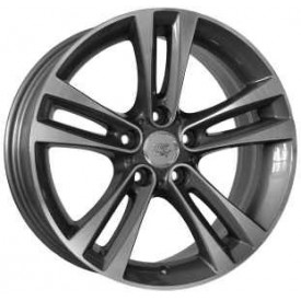 CERCHI IN LEGA WSP W680 ZEUS ANTHRACITE POLISHED DA 18 POLLICI ET 47